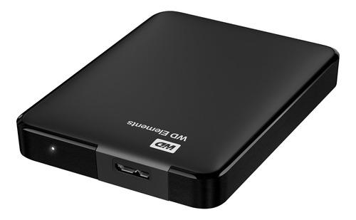 Disco Rigido Western Digital 2tb Wd Elements Usb 3.0