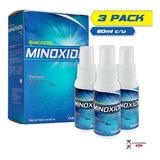 Minoxidil 5% - 3pack Tratamiento Crecimiento Cabello Y Barba