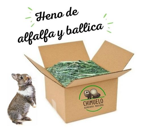 1k Heno De Alfalfa Y Ballica