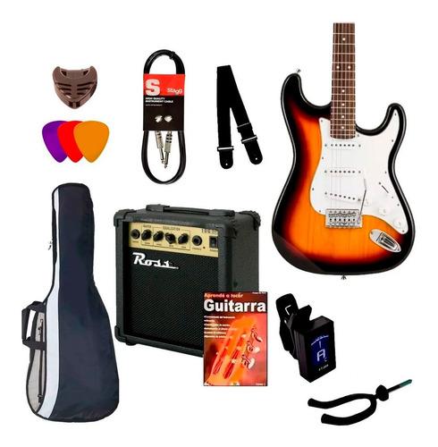 Guitarra Eléctrica Combo + Amplificador + Envio + Cuotas