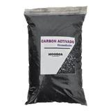 Carbon Activado Granulado 1kg Filtros De Agua Peceras