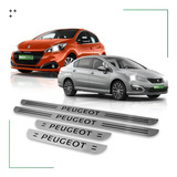 Cubre Zócalos Accesorios Peugeot 208 301 308 408 2008 3008 4
