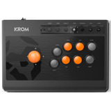 Arcade Stick Kumite Fightstick Krom Ps4 Xbox Pc