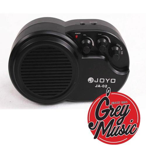 Mini Amplificador Joyo Ja-02 Para Guitarra De 3w 02068