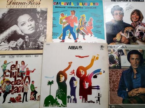 Discos De Vinilo De Los Año 70.