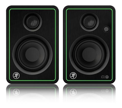Par De Monitores Mackie Cr3 Xbt Multim. 50w Bluetooth Cuotas