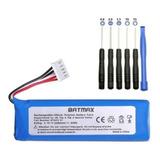 Bateria Jbl Flip 4 3200mah Gsp872693 01 + Kit
