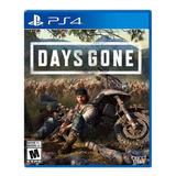 Days Gone  Standard Edition Sony Ps4 Digital