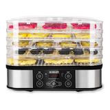 Sunglife Máquina Deshidratadora De Alimentos Para Sacudidas,