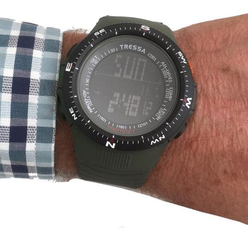 Reloj Tressa Digital Hombre Mod Felix  ...amsterdamarg...
