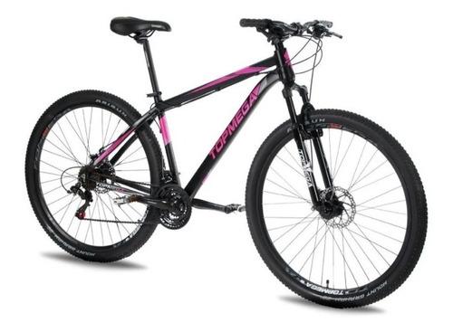 Bicicleta Topmega Regal Rod29 21v Frenos A Disco Aluminio