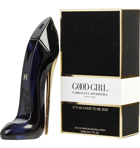 Perfume Carolina Herrera Good Girl 80ml