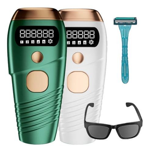 Depiladora Laser Permanente Ipl Con 1 Millón De Pulsaciones