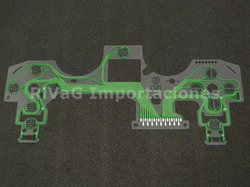 Membrana De Botones Para Control Joystick De Ps4