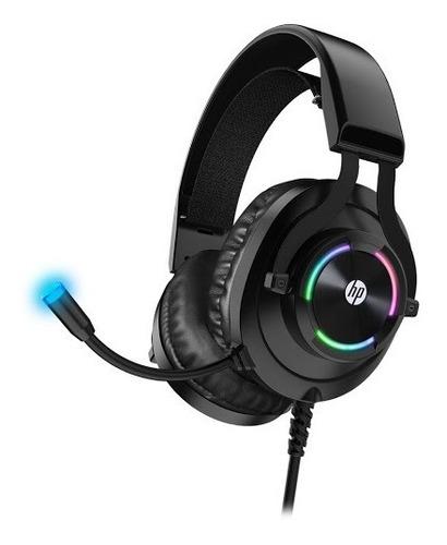 Headset Gamer Hp H360 Micrófono Jack 3.5mm Adaptador Pc
