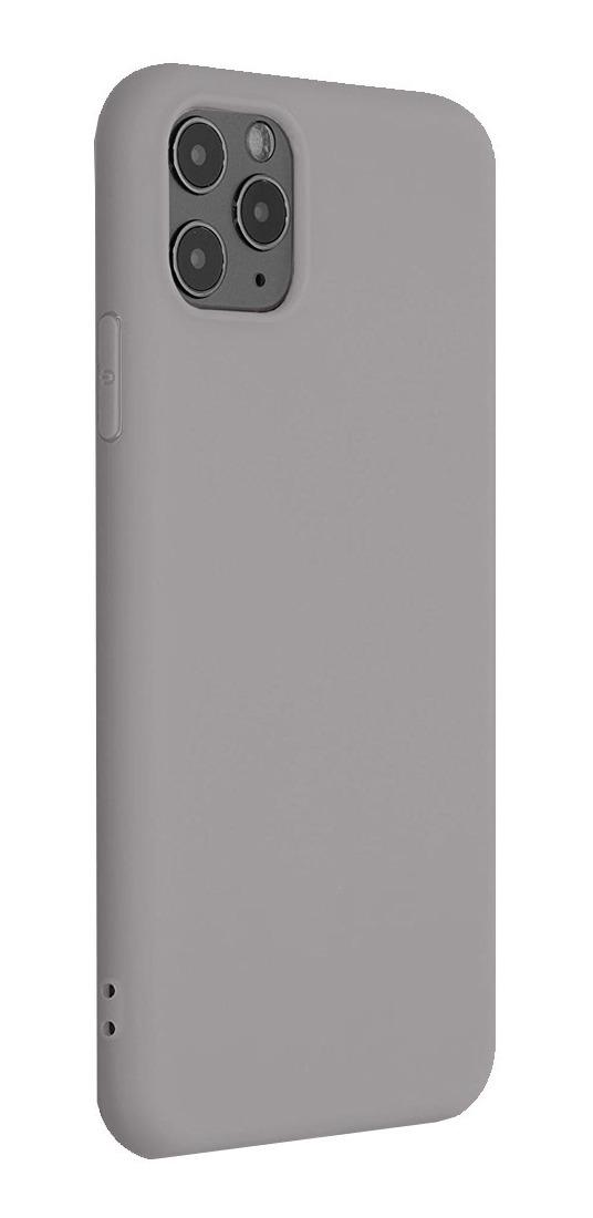 FUNDA SLIM TPU IPHONE 12 PRO MAX GRIS