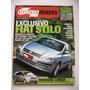 Revista Quatro Rodas Nº 495 Ano 41 Out 2001 - Fiat Stilo Original
