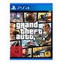 Grand Theft Auto V Standard Edition Físico Ps4 Rockstar Games Original