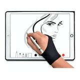 Guante De 2 Dedos Digital Para Dibujo, Papel De Protección P