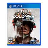 Call Of Duty Black Ops Cold War Ps4 Garantia /// Zgames ///