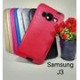 Capinha De Celular Samsung J3 ( 20 Unidades) Original
