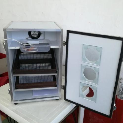 Incubadoras Digitales ,volteo Automatico 112  Huevos Gallina