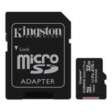 Memoria Kingston Micro Sd 32gb Canvas Select Plus A1 Clase10