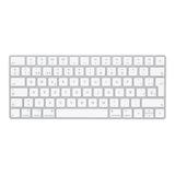 Apple Magic Keyboard Español España Color Plata Y Blanco