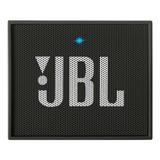Parlante Jbl Go Portátil Con Bluetooth Black