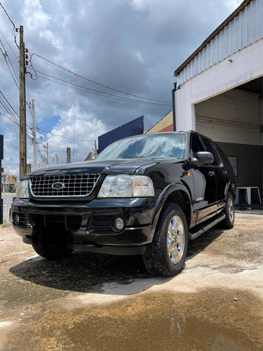FORD EXPLORER 2005 4.0 LIMITED 4X4 5P