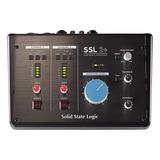 Interface De Audio Solid State Logic Ssl 2+