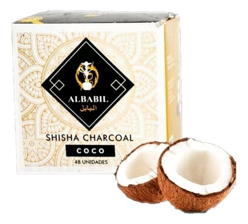 Carbon Coco Shisha Narguile Pipa Extra Duracion - El Mejor!