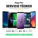 Servicio Técnico Celular Reparación  Samsung LG Motorola
