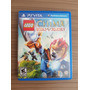 Jogo Lego Chima Laval's Journey Ps Vita Original