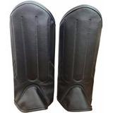 Perneira Segurança Bidim Pvc C/ Velcro Contra Picada Cobra