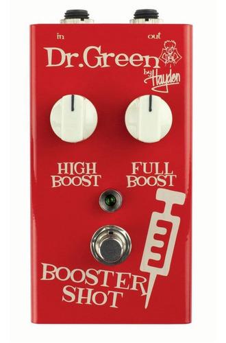 Pedal Guitarra Electrica Booster Dr Green Booster Shot