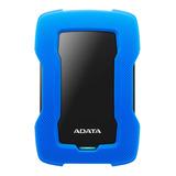 Disco Duro Externo Adata Ahd330-1tu31 1tb Azul