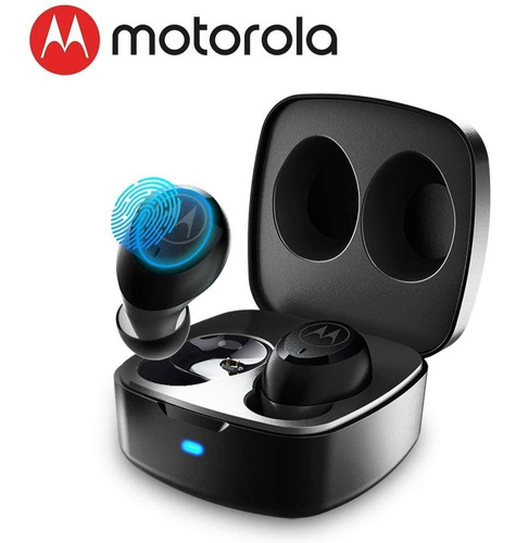 Auriculares Bluetooth Motorola Vervebuds 100 Resiste Agua