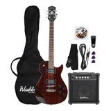 Pack Guitarra Eléctrica Washburn Win14b Pack + Garantía