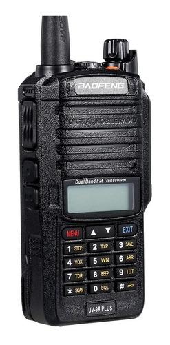 Radio Transmisor Walkie Talkie Baofeng Uv9rplus/b286