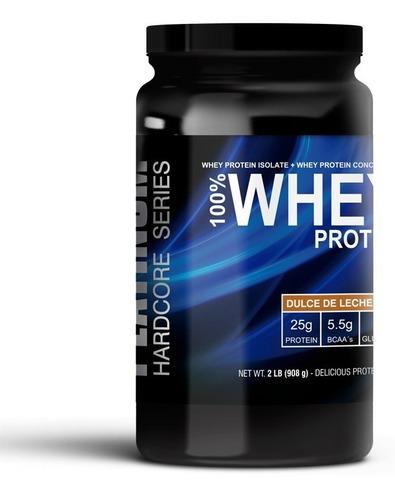Platinum 100% Whey Protein + Bcaa + Glutamina 2 Lbs