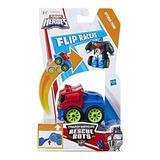 Transformers Rescue Flip Racers Original Oferta!
