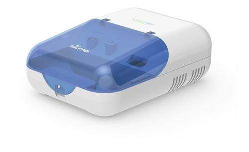 Nebulizador A Pistón Silfab Súper 2 Máx Blanco 220v