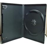 Caja Dvd 14mm Simple Nacional De Calidad   X 50