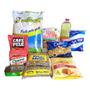 Cesta Básica Alimentos 10 Itens Produtos De Alta Qualidade Original