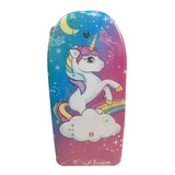 Tabla De Surf O De Playa Unicornio 94 Cm - Italiana