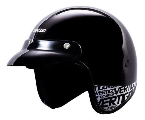 Casco Moto Abierto Vertigo Basic V10 - Sti Motos