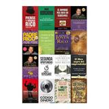 Pack De Libros De Educacion Financiera Y Emprendedores