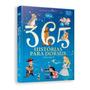 Livro 365 Historias Para Dormir Disney Vol1 Brilha No Escuro Original