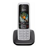 Teléfono Inalámbrico Gigaset C430 Negro